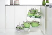 Фото 28 Волшебный уголок для кухни (60+ фото моделей): практичные идеи для идеального кухонного порядка