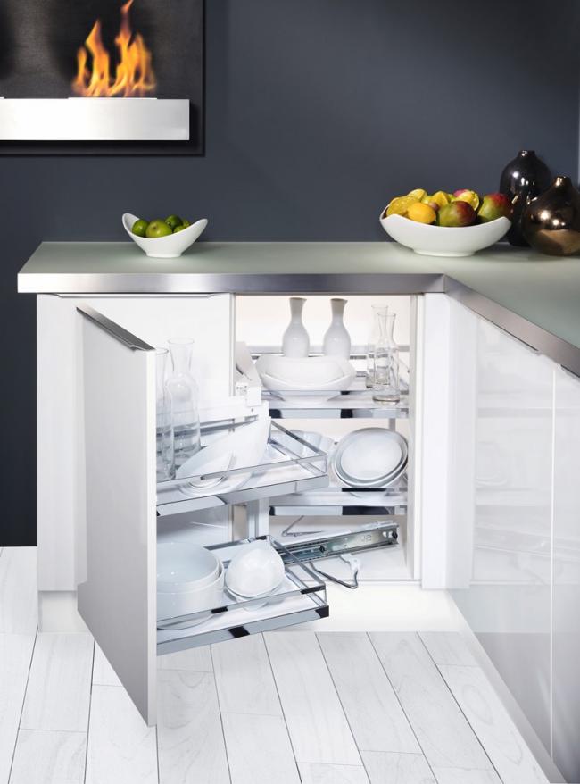 Эргономика и стиль, идеально вписывающиеся в интерьер кухни