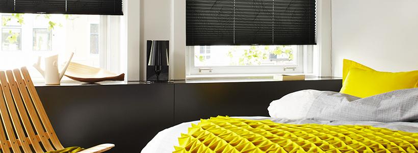 Шторы-плиссе на окна: 60+ идей для светлого интерьера, правила установки и ухода