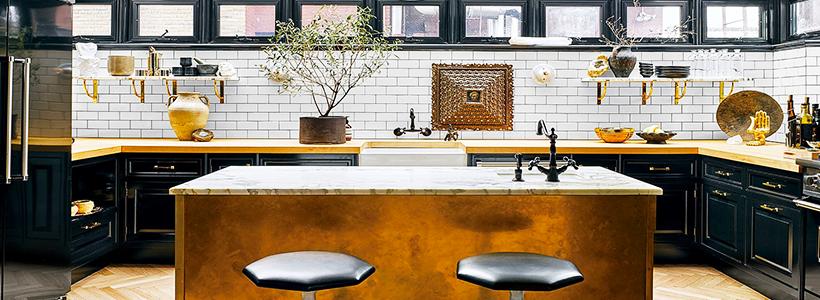 Современные кухни с островом: 100+ функциональных и стильных вариантов дизайна на любой бюджет