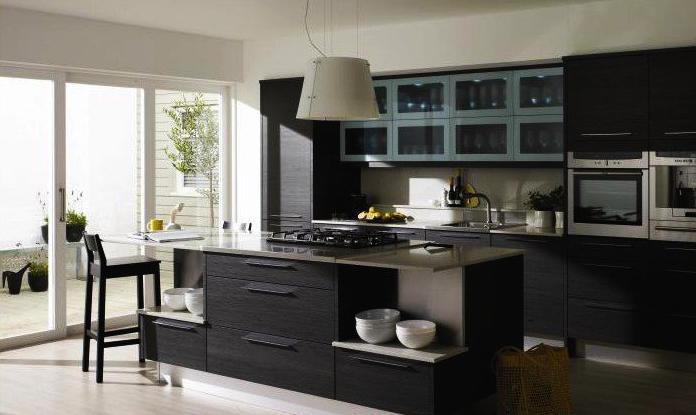 Кухни с островом ❤ 100 лучших фото интерьеров Дизайн