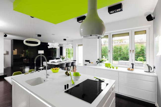 Высокие технологии помогают чувствовать себя на кухне более комфортно и уверенно