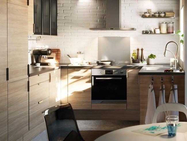 Серия Софилунд от кухонь IKEA