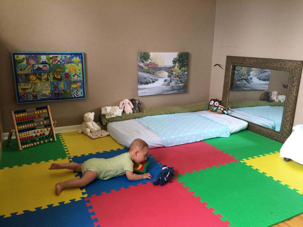 Мягкий пол для детских комнат ✅️Где купить лучший? (Фото, цены)