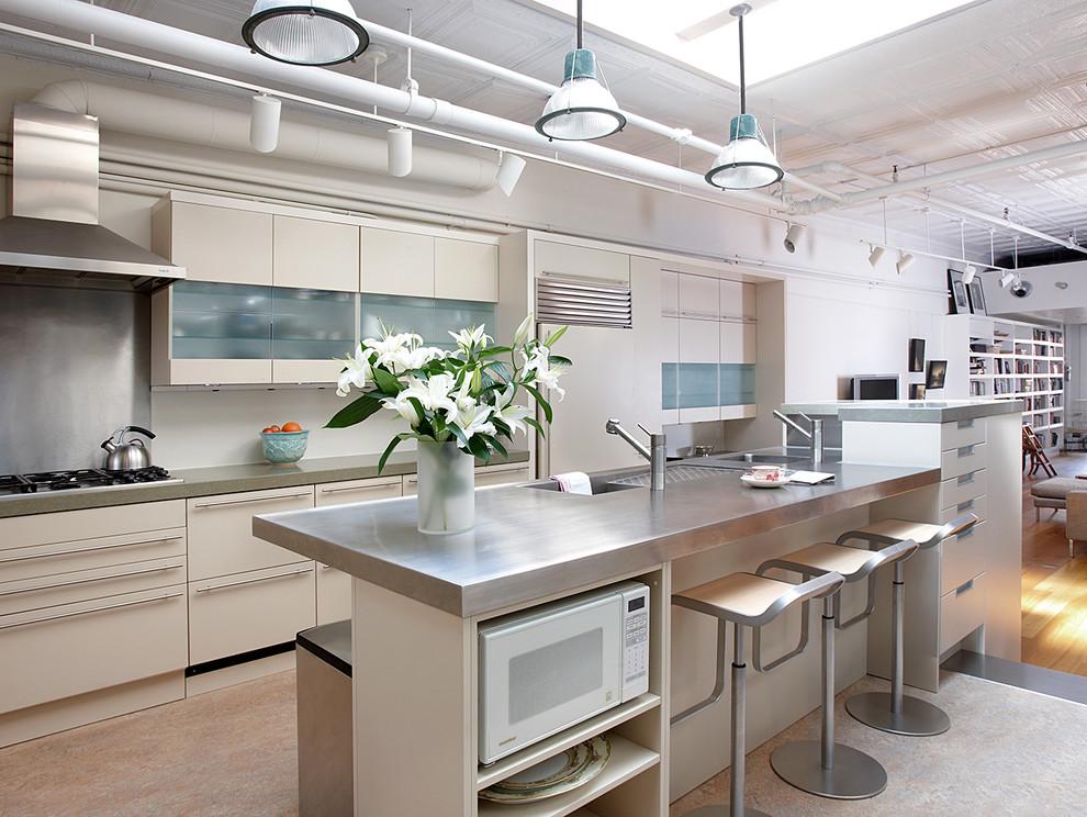 Кухни бежевого цвета ✅️100 фото | Благородно, нежно, сдержанно