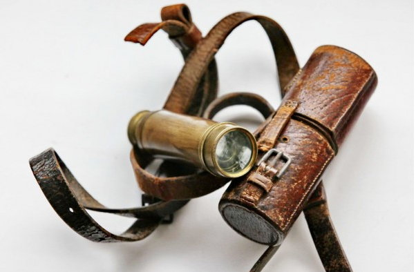 William Harris & Co подзорная труба
