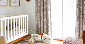 Шторы в детскую комнату мальчика: 60+ фото и идей для стильного интерьера крохи, дошкольника и подростка фото
