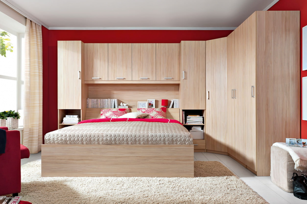 Угловой шкаф в спальню 120 красивых недорогих моделей Фото