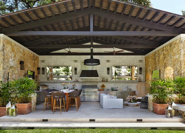 Дизайн в средиземноморской стилистике