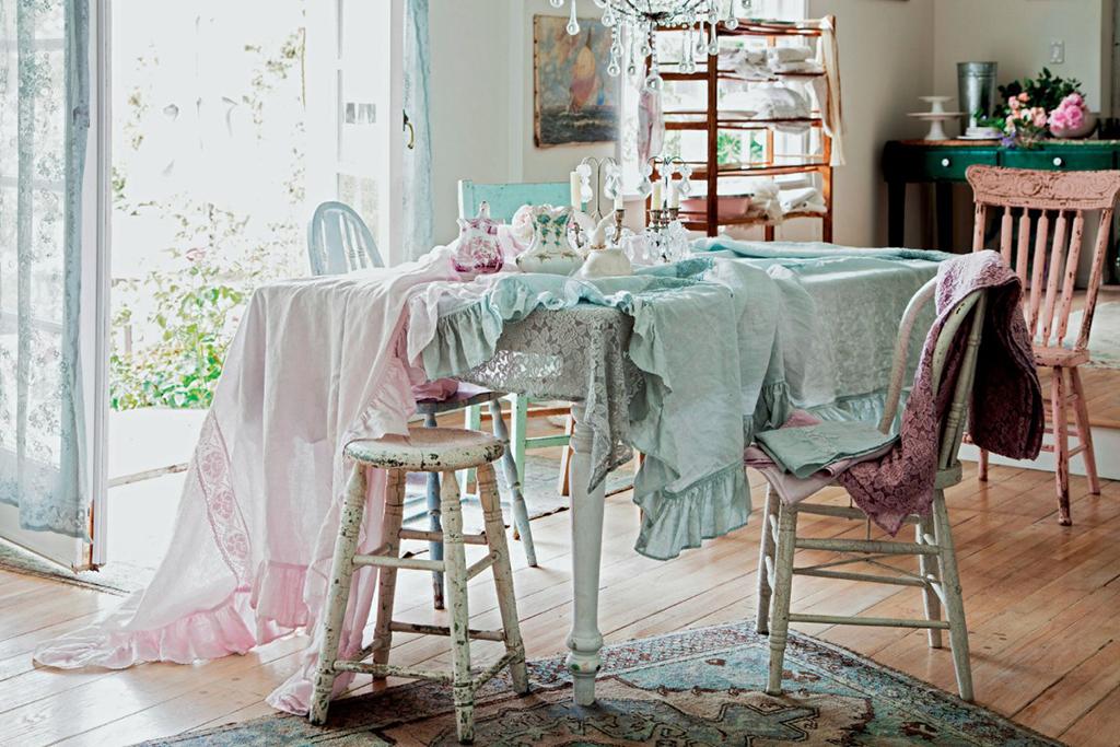 Стиль шебби-шик в интерьере 100 избранных фото ♥️ Дизайн