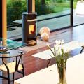 Стеклянный раздвижной стол для кухни: как выбрать и купить идеальную модель? Советы экспертов фото
