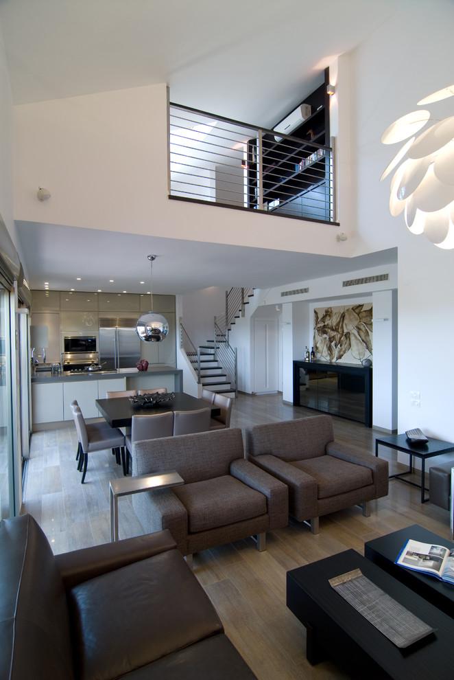 Ламинат в интерьере (110 фото) ♥️ Идеи красивого недорогого дизайна