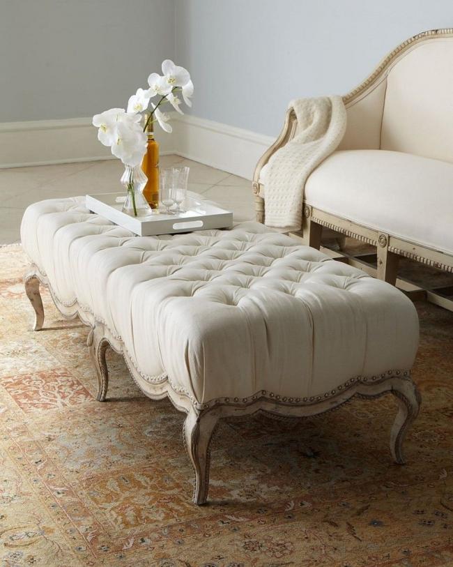 Оттоманка — это удобный, стильный и функциональный предмет мебели, который отлично впишется в любой интерьер