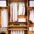 Идеальная гардеробная для любителей шоппинга. Обзор элитной итальянской мебели фото