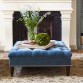 Оттоманка в интерьере (100+ фото): обзор моделей диванов с оттоманками для современной квартиры фото