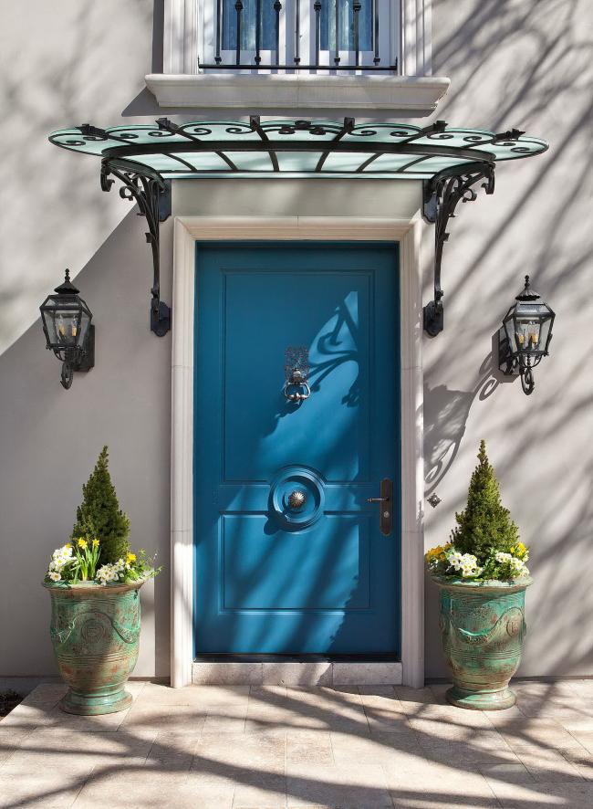 Надежная и долговечная входная дверь
