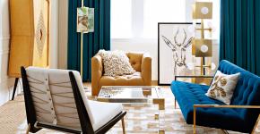 Мебель для гостиной в современном стиле: 70+ вдохновляющих интерьеров и советы дизайнеров фото