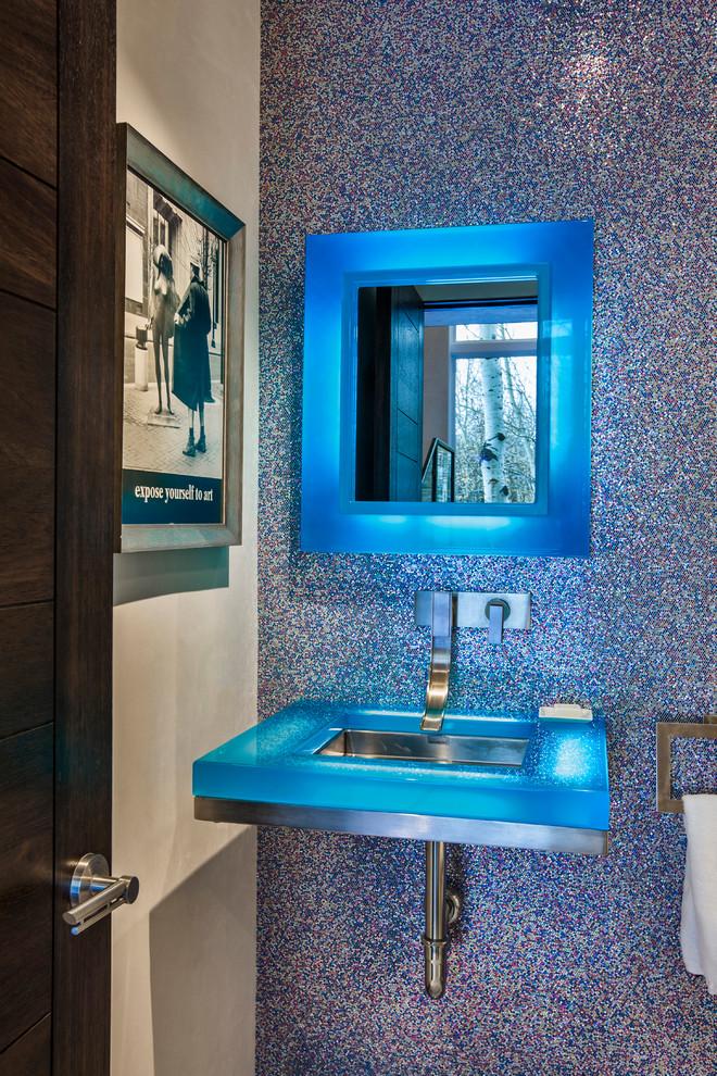 Столешницы для ванной комнаты (75 фото в интерьере) #ТОП-2019