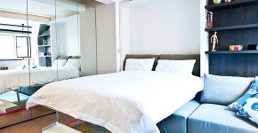 Когда каждый метр на счету — шкаф-кровать с диваном: как выбрать идеальную кровать-трансформер для квартиры? фото
