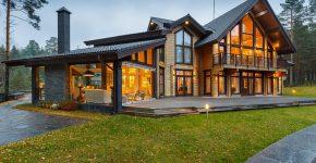Преимущества и недостатки домов из клееного бруса фото