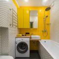 Раковина над стиральной машиной: особенности установки и 85+ продуманных решений для функциональной ванной комнаты (2019) фото