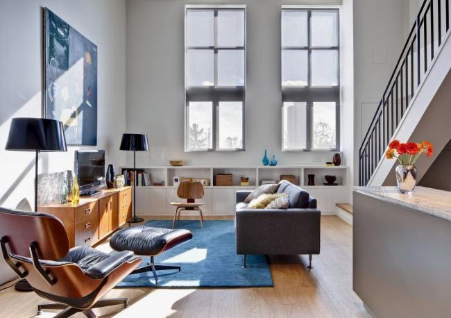 При выборе мебели для гостиной необходимо особое внимание уделить ее удобству
