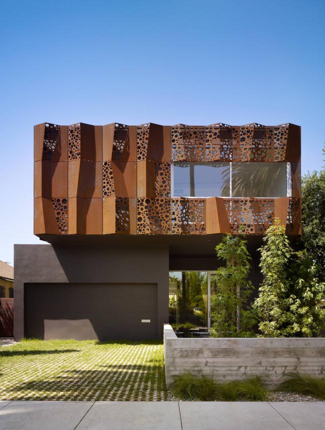 Шикарный загородный дом в стиле лофт