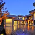 Проект дома с двумя гаражами (100+ фото): выбираем лучшее готовое решение для строительства фото