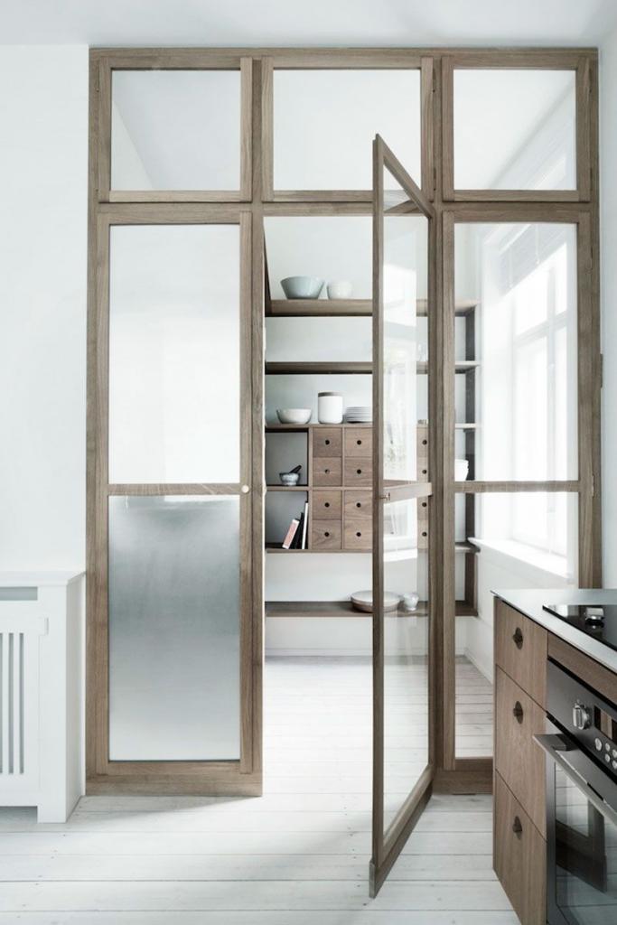 Фото красивых деревянных дверей