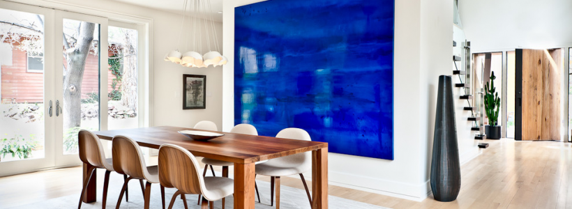 Дизайн кухни-столовой в квартире и частном доме (95+ фото): обедаем с удовольствием!