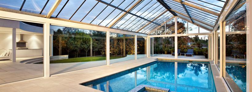 Навесы для бассейна из поликарбоната: 90+ решений для полноценного отдыха и релаксации