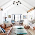 Скандинавский стиль в интерьере загородного дома (100+ фото): комфорт, который превыше всего фото