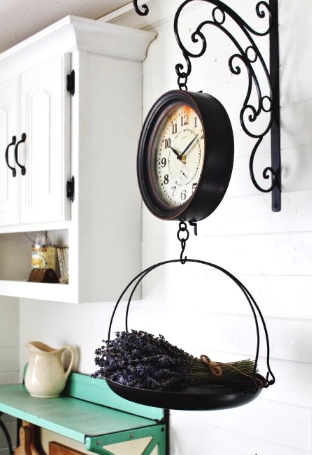 Настенные часы на кухню 65 идей для счастливых минут