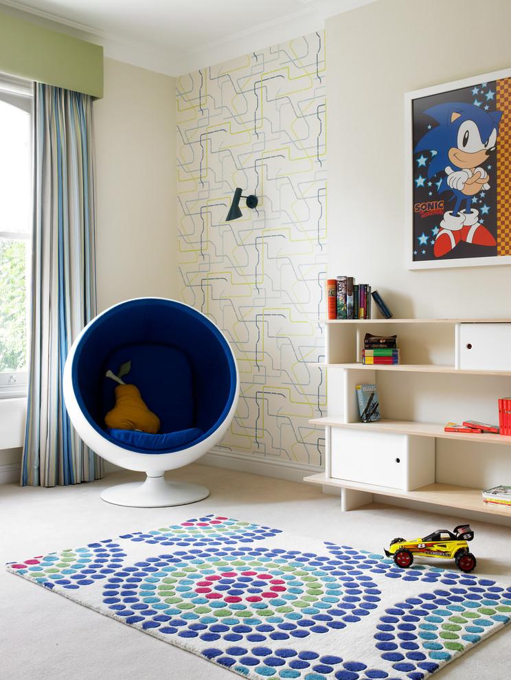 95 идельных решений Ковёр в детскую комнату для мальчика