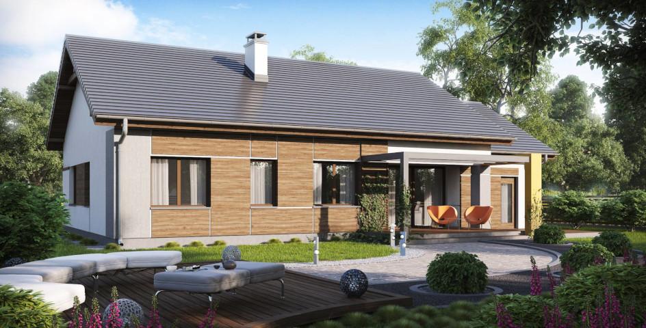 Строительство одноэтажного дома по готовому проекту – это всегда более бюджетный вариант