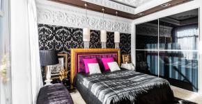 Спальня в стиле арт-деко (55+ фото): роскошь и уют фото