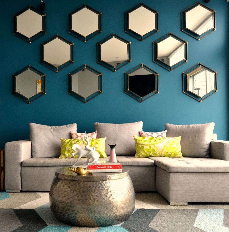 Зеркальная Плитка в Интерьере 105 Роскошных Идей