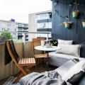 Балкон в стиле лофт: советы по расширению пространства и 85+ стильных реализаций фото