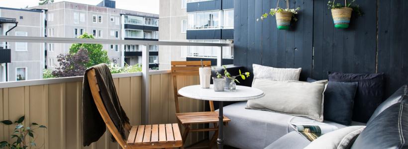 Балкон в стиле лофт: советы по расширению пространства и 85+ стильных реализаций