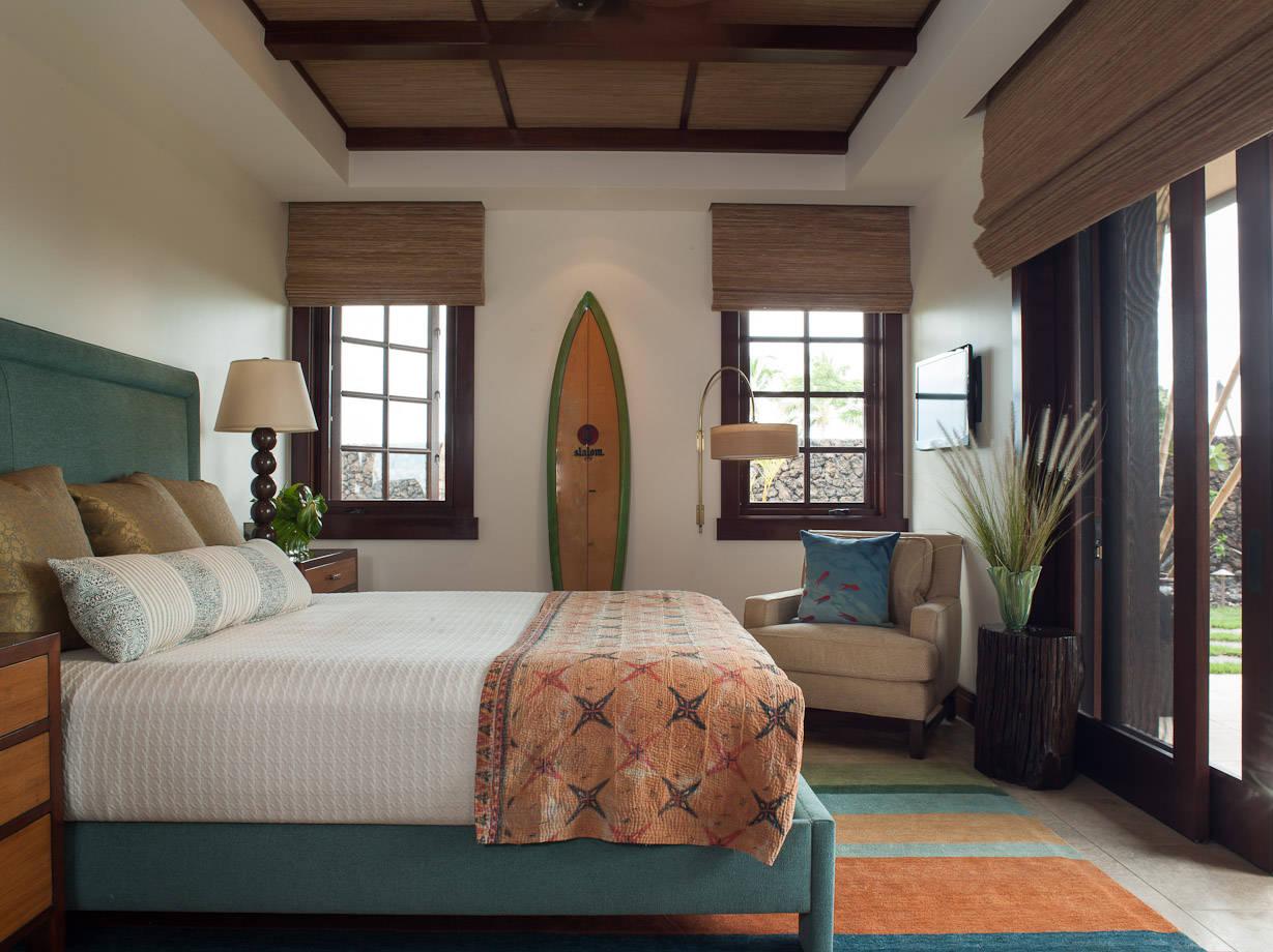 Бамбуковые шторы в интерьере экостиля: гармоничное сочетание с теплым оформлением интерьера