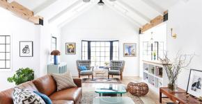 80+ идей дизайна интерьера белой гостиной: в каких стилях уместен? фото