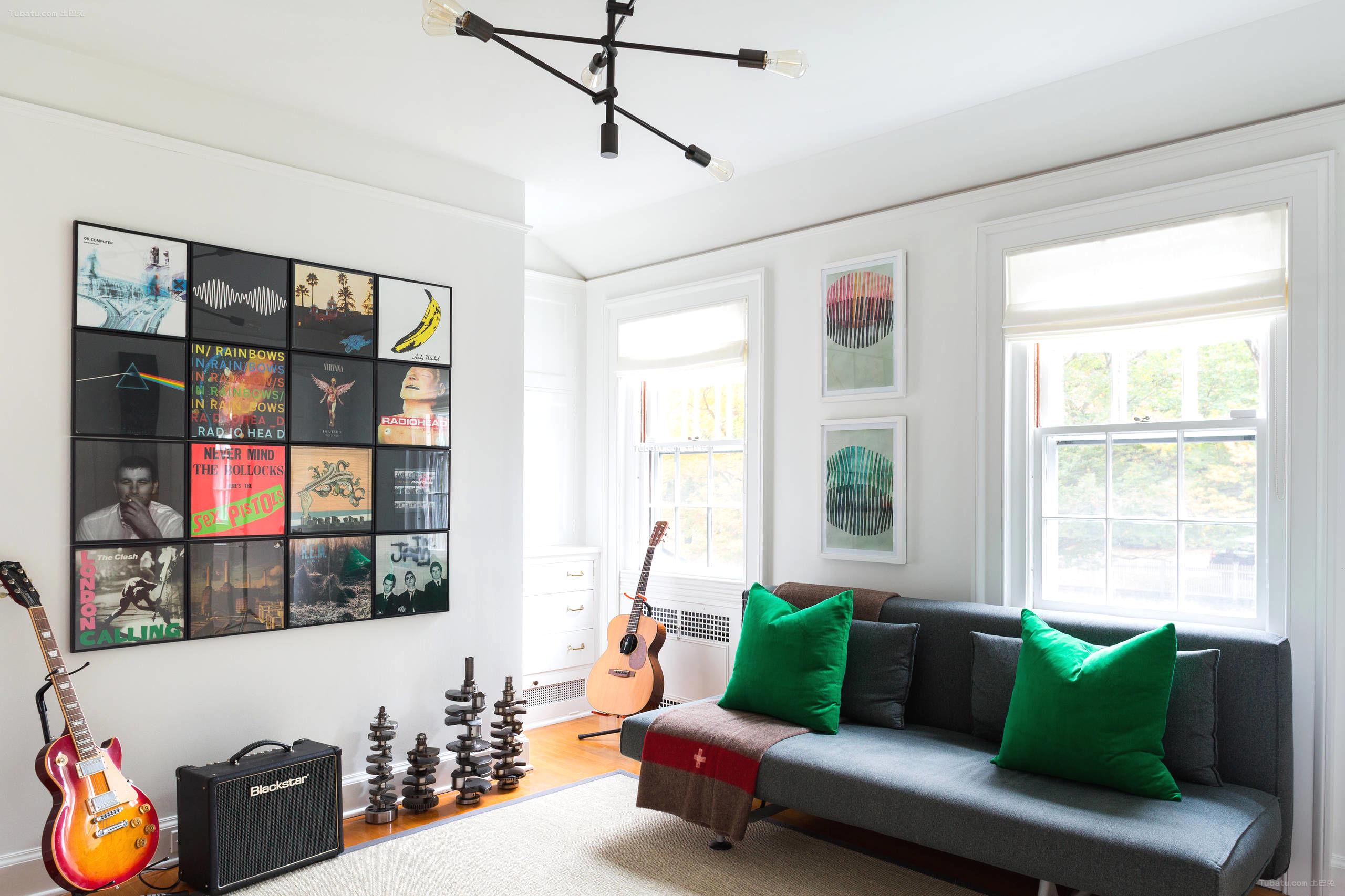 Фотоколлаж– эффектный декор стен