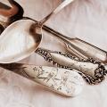 Мельхиоровые столовые приборы (55 фото) – истинное искусство на вашей кухне фото