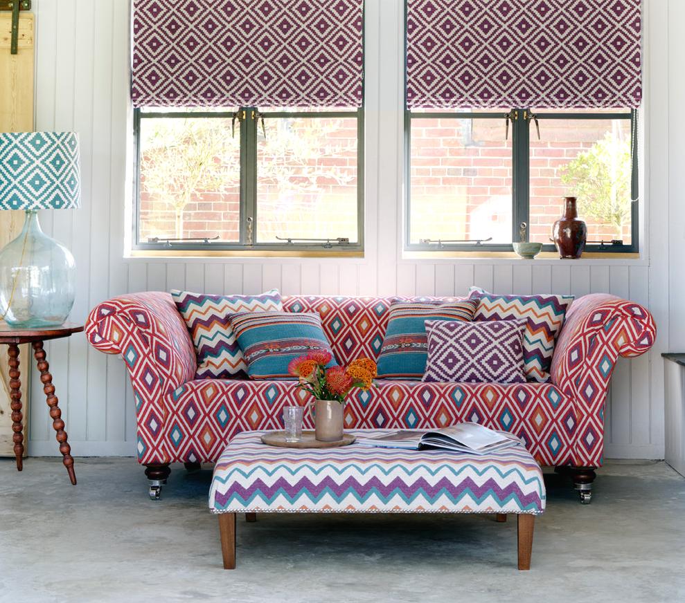 Две трети впечатления от хорошей мебели зависит от качества основной обивочной ткани и тканей-компаньонов, если они есть