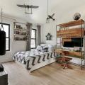 Мебель для школьника: 120+ фото вдохновляющих идей для идеальной детской комнаты фото