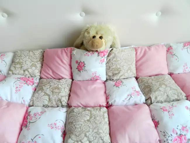 Бомбон одеяло  Техника пошива Лучшие идеи своими руками