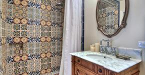 Плитка в марокканском стиле (105+ фото): сочетание этники и эстетики Востока фото