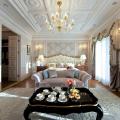 Спальни в классическом стиле (75+ фото): роскошь, блеск и комфорт фото