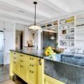 Белая кухня в интерьере: 75+ роскошных классических интерьеров и лучшие цветовые сочетания с белым фото