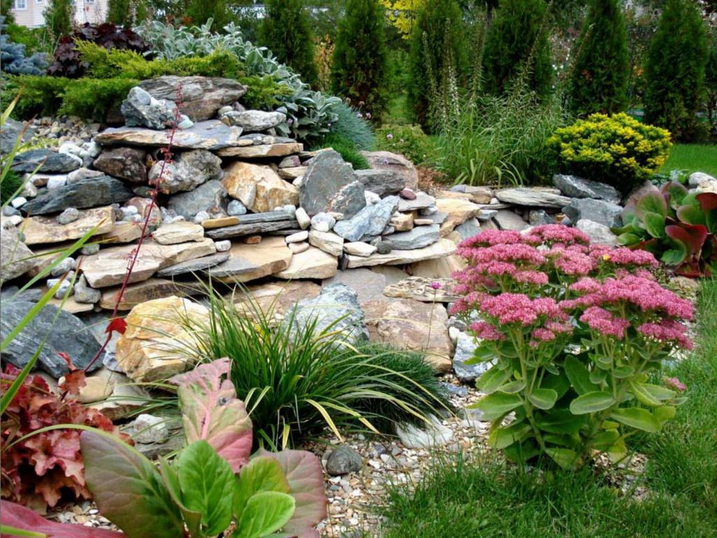 70 фото стильного дизайна сада Идеи и ландшафтный дизайн